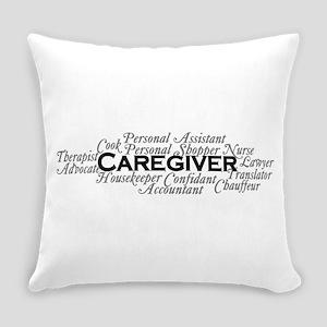 Caregiver Everyday Pillow