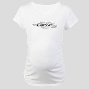 Caregiver Maternity T-Shirt