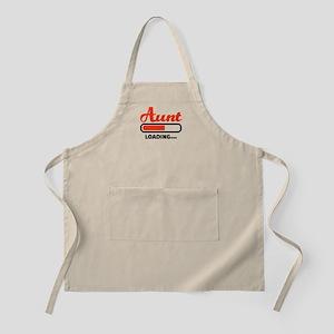 Aunt loading Apron