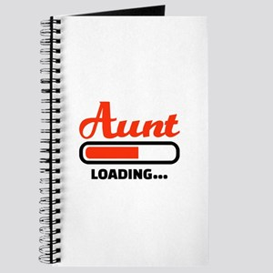 Aunt loading Journal
