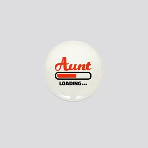 Aunt loading Mini Button