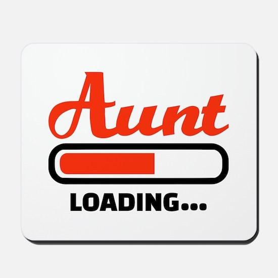Aunt loading Mousepad