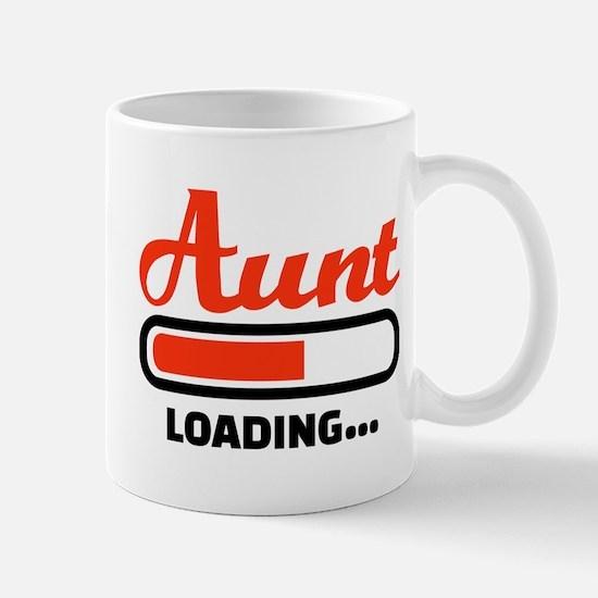 Aunt loading Mug
