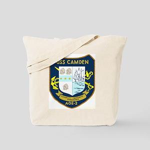 USS Camden (AOE 2) Tote Bag