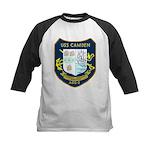 USS Camden (AOE 2) Kids Baseball Jersey