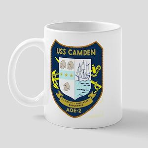 USS Camden (AOE 2) Mug