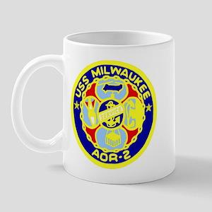USS Milwaukee (AOR 2) Mug