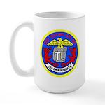 USS Telfair (APA 210) Large Mug
