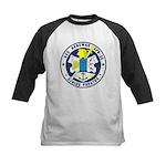 USS Benewah (APB 35) Kids Baseball Jersey