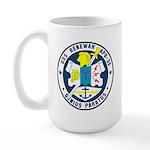 USS Benewah (APB 35) Large Mug