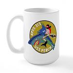 USS Perch (APSS 313) Large Mug
