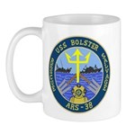 USS Bolster (ARS 38) Mug