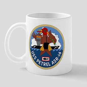 USS Petrel (ASR 14) Mug