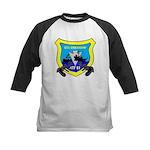 USS Chickasaw (ATF 83) Kids Baseball Jersey