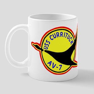 USS Currituck (AV 7) Mug