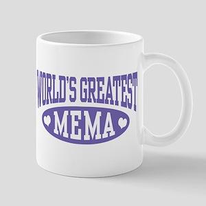 World's Greatest Mema Mug