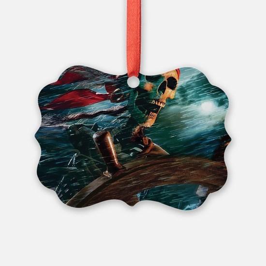 Undead Pirate Ornament