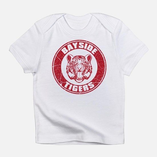 Bayside Tigers Retro Circle (Light) Infant T-Shirt