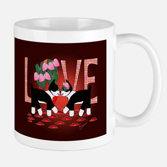 Kissing Bliss Mug