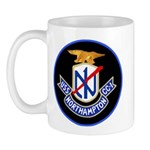 USS Northampton (CC 1) Mug