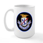 USS Northampton (CC 1) Large Mug