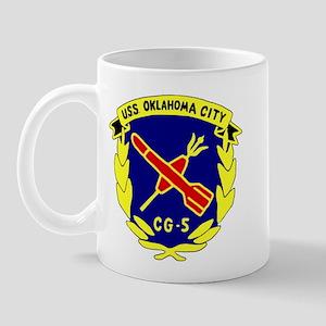 USS Oklahoma City (CG 5) Mug