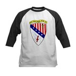 USS Chicago (CG 11) Kids Baseball Jersey