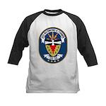 USS Richmond K. Turner (CG 20 Kids Baseball Jersey