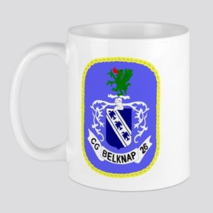 USS Belknap (CG 26) Mug