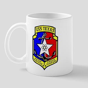 USS Texas (CGN 39) Mug
