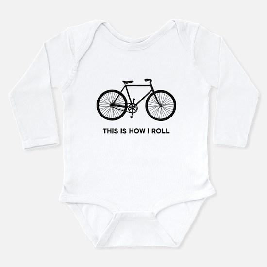 Unique Ratrod Long Sleeve Infant Bodysuit