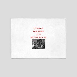 motivation 5'x7'Area Rug