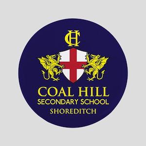 Coal Hill Secondary School Button