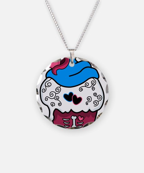 Funny Heart zombies Necklace