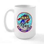 USS Hornet (CVA 12) Large Mug