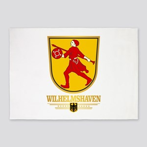 Wilhelmshaven 5'x7'Area Rug