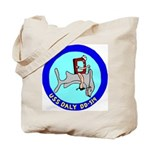 USS Daly (DD 519) Tote Bag