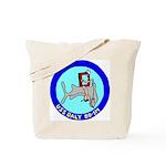 USS Daly (DD 519) Tote Bag
