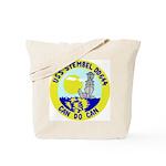 USS Stembel (DD 644) Tote Bag