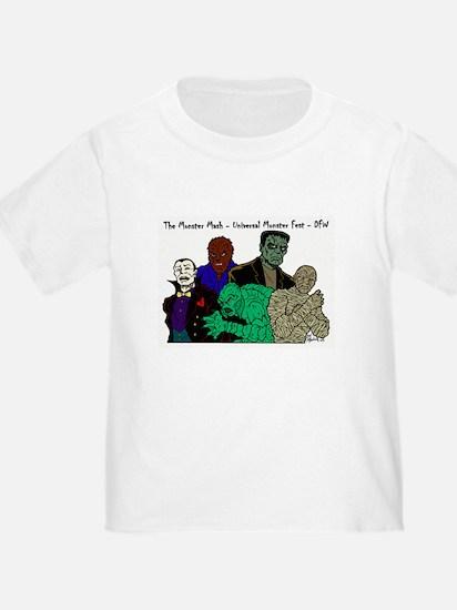 The Monster Mash Logo T-Shirt