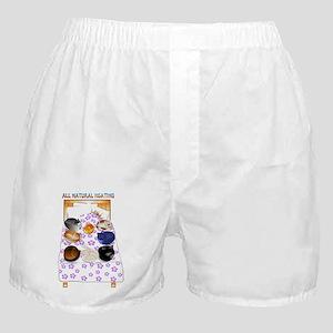 All Natural Heating Boxer Shorts