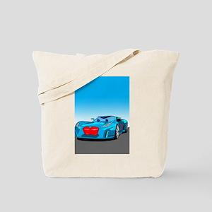 comic-queenie Tote Bag