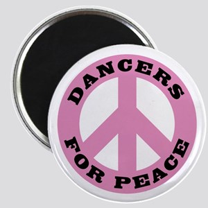 Dancers For Peace Magnet
