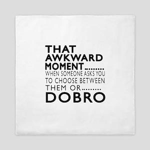Dobro Awkward Moment Designs Queen Duvet