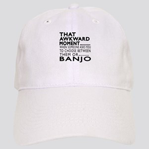 Banjo Awkward Moment Designs Cap