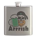 Arrrish Flask
