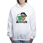 Arrrish Women's Hooded Sweatshirt