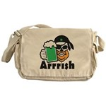 Arrrish Messenger Bag