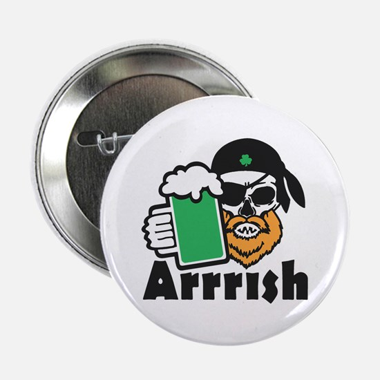 "Arrrish 2.25"" Button (10 pack)"