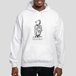 Hercule Purr-ot, Cat Detective Sweatshirt